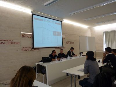 Taller Universidad de Zaragoza